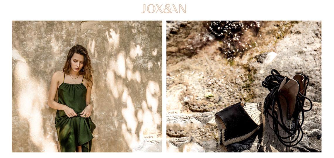 jox&an client de l'agence resooh, spécialisée dans la stratégie digitale et le webmarketing basée à Biarritz, Bordeaux, Paris, au pays basque bayonne