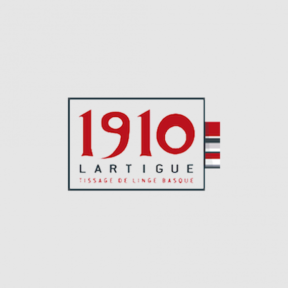 lartigue 1910 tissage de linge basque et accessoire client de l'agene webmarketing et social media management à paris, bayonne, biarritz, anglet