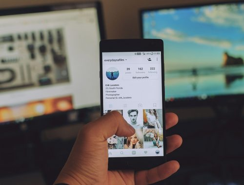 resooh agence digitale optimiser instagram